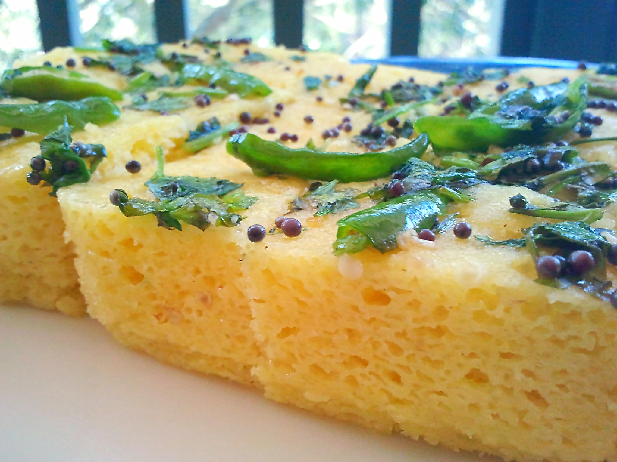 Indian food recipes in hindi inhouserecipes tried and tested dhokla recipe cooker in hindi forumfinder Image collections