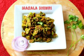 Bhindi-the lady finger with elegance